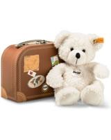 Steiff Teddybär Lotte im Koffer weiß 28 cm 111464