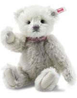 Steiff Teddybär Love 25 cm Mohair silber 006470