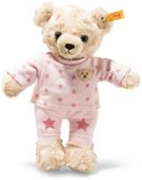 Steiff Teddybär Mädchen mit Schlafanzug 27 cm hellblond/rosa 109898