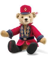 Steiff Teddybär Nussknacker 32 cm Mohair zimt 006876