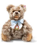 Steiff Teddybär Peter´s Zotty 1969 37 cm  Mohair caramel gespitzt 006531