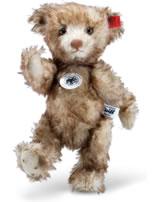 Steiff Teddybär Replika 1926 25 cm Mohair braun gespitzt 403217