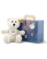 Steiff Teddybär Sunny creme 22 cm im Koffer 113352