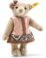 Steiff Teddybär Tess Vintage Memories 16 cm Mohair graubraun 026850