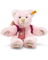 Steiff Teddybär Weltenbummler Lula rosa 30 cm 022180
