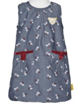 Steiff Träger-Kleid ROSE DENIM folkstone gray 1922203-6100