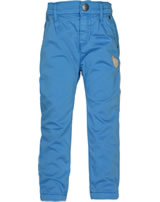 Steiff Pants Jeans BLUE STRIPE swedish blue 1922523-6034