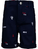 Steiff Twill Pants SEA BEAR steiff navy 2012401-3032