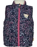 Steiff Reverable Vest HEARTBEAT black iris 2011315-3032