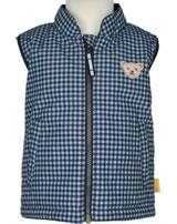 Steiff reversible vest OUTDOOR black iris 1923718-3032