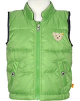 Steiff Reversible vest SAILING TOUR meadow green 6913507-5560