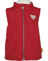 Steiff Vest AHOI MINI! tango red 2012540-4008