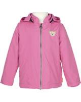 Steiff Windjacke Bionic Finish SWEET CHERRY pink carnation 2013408-3019