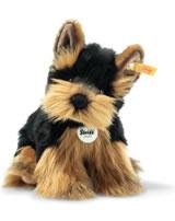 Steiff Yorkshire Terrier Herkules 24 cm braun/schwarz 076923