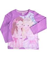 my Style Princess T-Shirt Langarm Lissy und Prinzessin Mimi lila 81849-879