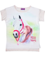 Miss Melody T-shirt manches courtes blanche 84050-001