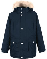 Ticket to heaven Jacke Parka m. Fell-Kapuze MARON total eclipse 6824409-3000