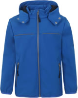 Ticket to heaven Softshell-Jacke ALEX princess blue 6814759-3123