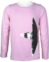 Tom Joule Shirt Langarm PAILLETTEN-STERN dusk pink Z_ODRAVA-DPKSTAR