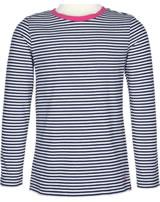 Tom Joule Shirt Langarm PASCAL blue white stripe 209776-BLUWH