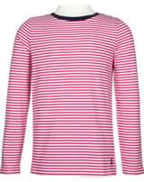 Tom Joule Shirt Langarm PASCAL pink white stripe 209776-PNKWH
