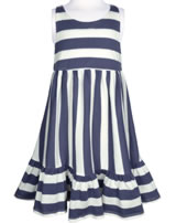 Tom Joule Sommer Träger-Kleid JUNO cream blue stripe 203086