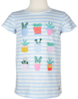 Tom Joule T-Shirt ASTRA CACTI blue stripe cacti 203030