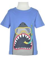 Tom Joule T-Shirt Kurzarm CHOMPER SHARK blue scuba shark 202997