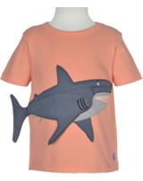 Tom Joule T-Shirt Kurzarm CHOMPER SHARK orange shark 202997