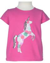 Tom Joule T-Shirt Kurzarm MAGGIE EINHORN pink unicorn spot 201426