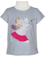 Tom Joule T-Shirt Kurzarm MAGGIE TANZ-MAUS grey fairy mouse  201426