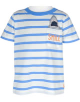 Tom Joule T-Shirt Kurzarm PEEKER SHARK blue stripe shark 202999