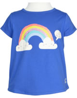 Tom Joule T-Shirt Kurzarm PIXIE REGENBOGEN Blue Rainbow 201418