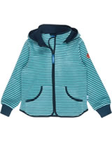 Finkid Zip-in Innenjacke TONTTU STRIPED river/poseidon 3023077-124145