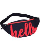 TOPModel belt pouch HELLO dark blue