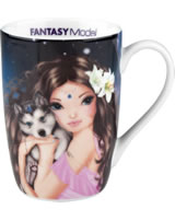 TOPModel Becher Fantasy Model Wolf