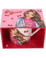 TOPModel mug in gift box CHERRY BOMB Talita