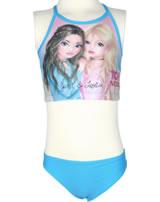 TOPModel Bikini Tankini JANET & LOUISE scuba blue 89006-742