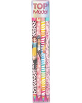TOPModel Bleistiftset 4er Set Candy und Hayden