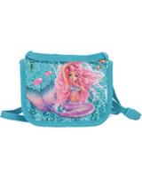 TOPModel Neck pouch Fantasy Model MERMAID blue