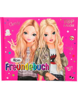 TOPModel Freundebuch Christy und Candy