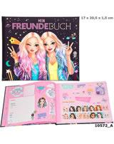 TOPModel Freundebuch June und Jill