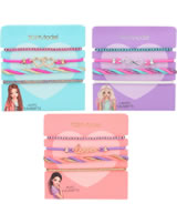 TOPModel hairband and bracelet Set 4 pieces