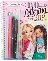 TOPModel Hand Lettering Set Candy und Nyela