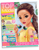 TOPModel Magazin August 2018
