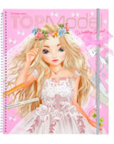 TOPModel painting book Create your TOPModel Wedding Special Louise