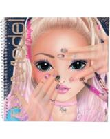 TOPModel Malbuch Hand Designer June