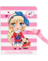 TOPModel MANGAModel Notes to go Candy