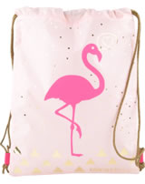 TOPModel Matchbag/Turnbeutel Fantasy Model Flamingo