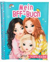 TOPModel Mein BFF-Buch - Beste-Freundinnen-Buch